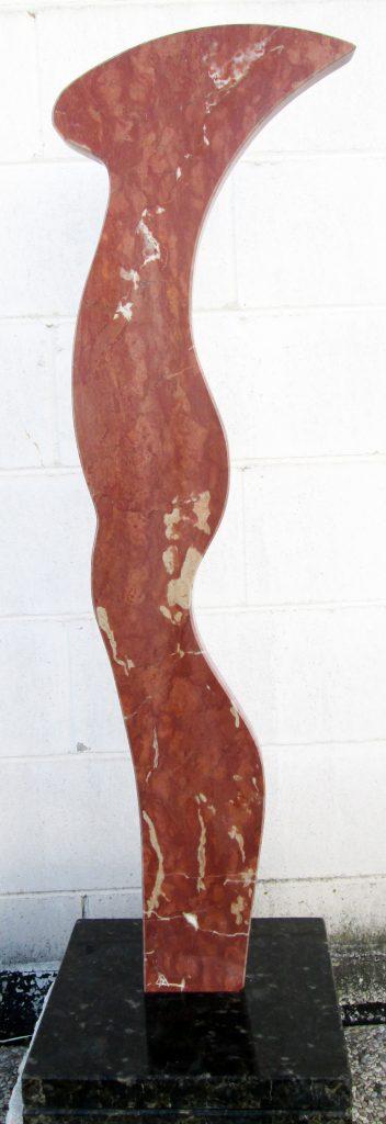 silhouette 2018 T1 cm. 30x30x102